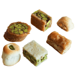 Assorted Sweets Baklava