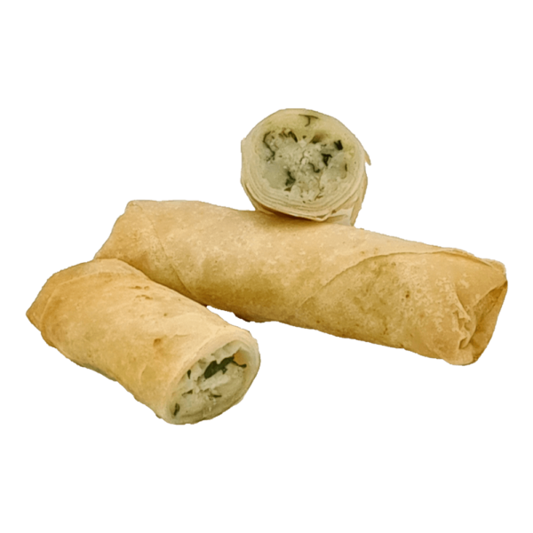 Borek roll with cheese