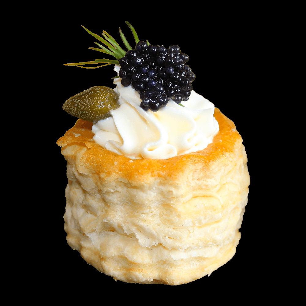 Bouchees Caviar