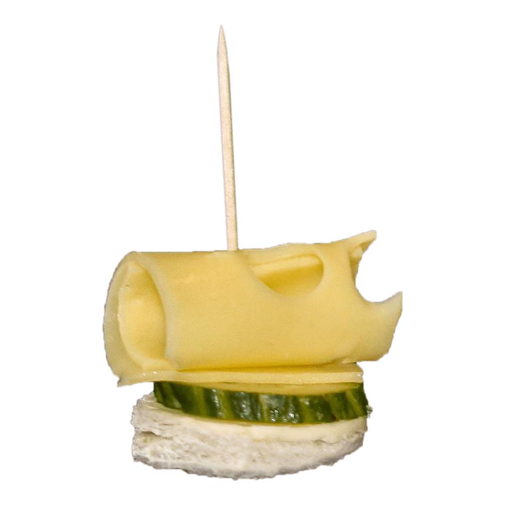 Emmental Canape