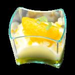 Mandarin with Vanilla