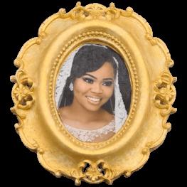 Photo frames- black woman