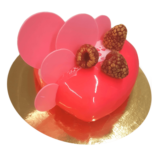 Raspberry Mousse Red