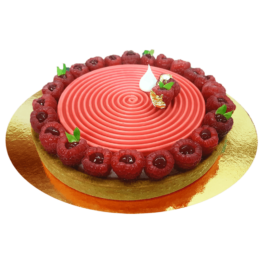 Royal Raspberry Tart