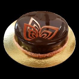 Sleek cake