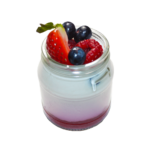 Strawberry & Yogurt Verrine22