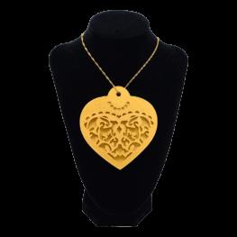 adorned pendant