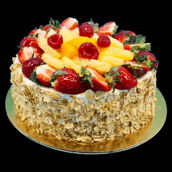 Fruit mania cake
