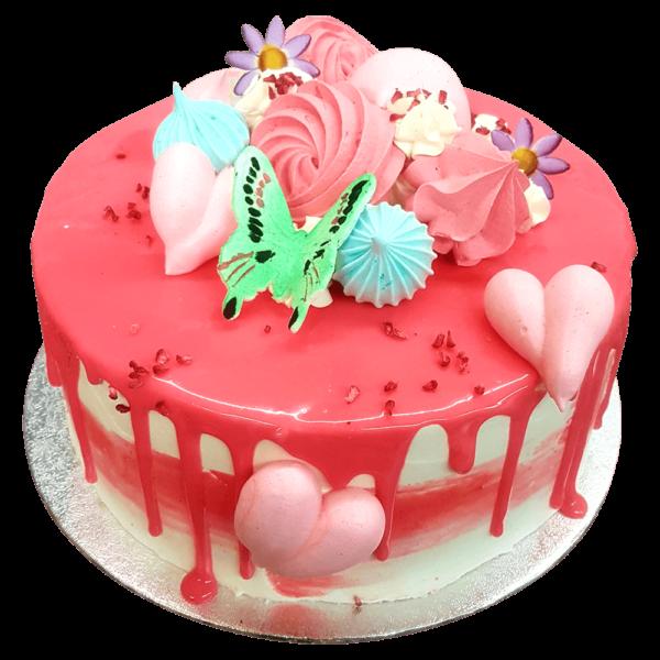 Tango cg cake