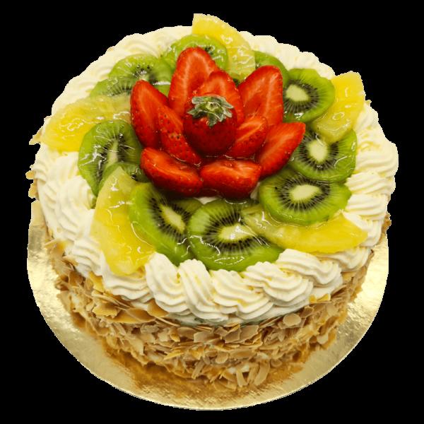 foret-blanc cake