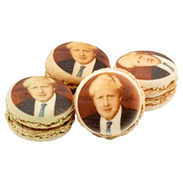 Branding Macarons - Public Figures