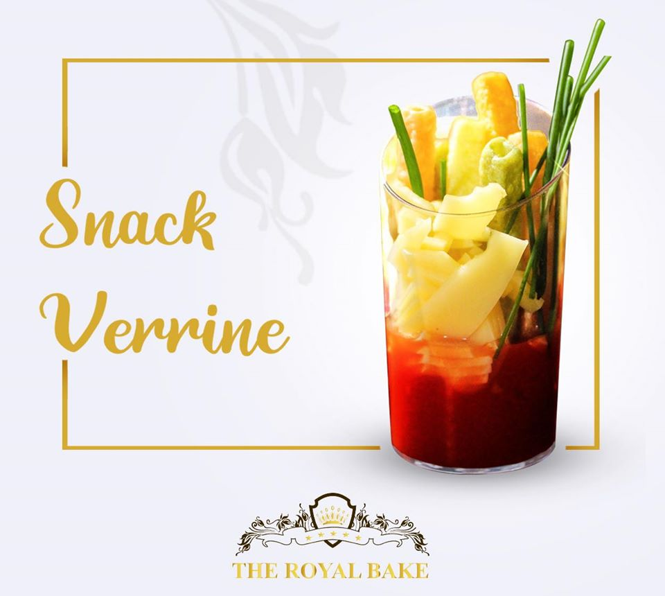 Snack verrine