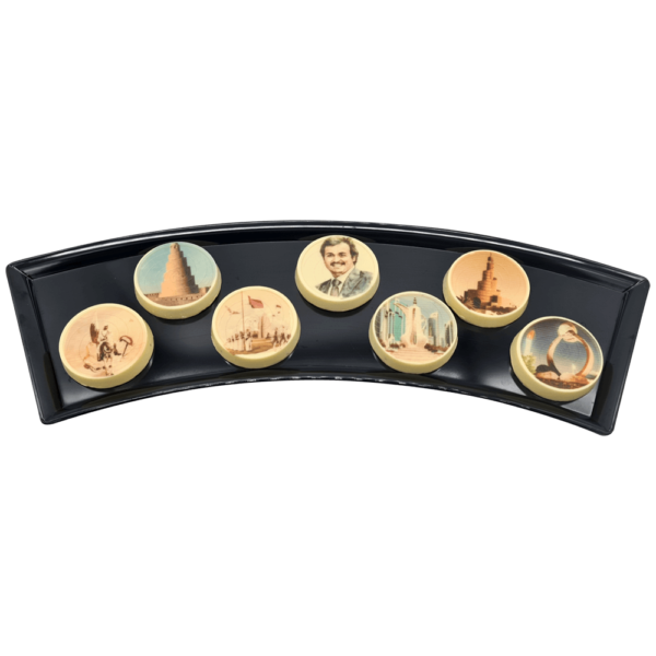 Branding wafer set